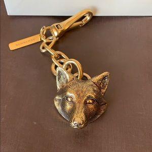 Burberry Prorsum Fox Charm